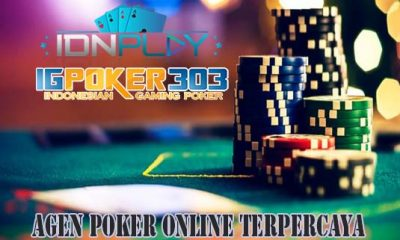 Agen Poker Online Server Idn Indonesia Pilihan Paling TOP